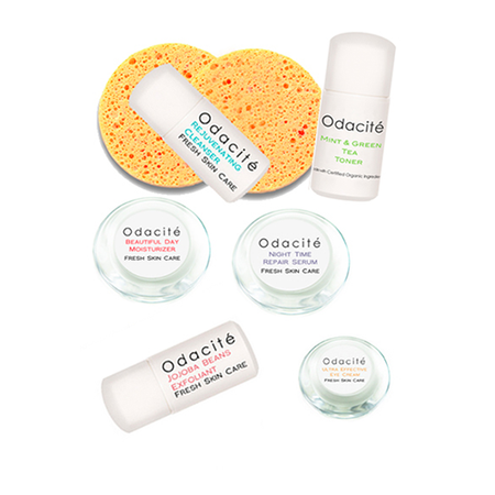 ODACITÉ | OILY ACNE PRONE | Grapeseed Grapefruit Serum Concentrate | Gr+G