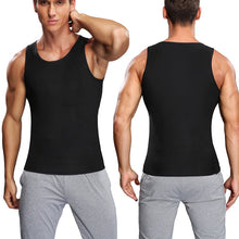 Load image into Gallery viewer, Sauna Suits™ Men's Sauna Shirt