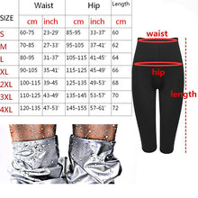 Load image into Gallery viewer, Ion Coated Sauna Sweat Pants