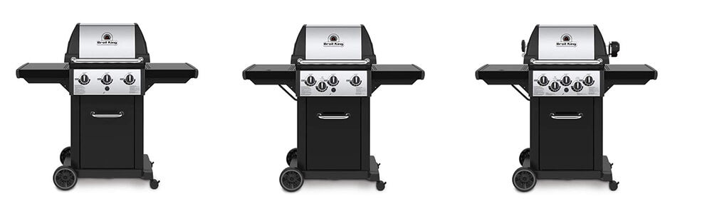broil king monarch 390 test