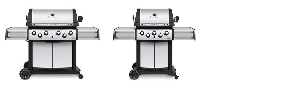 broil king sovereign 90 xl test
