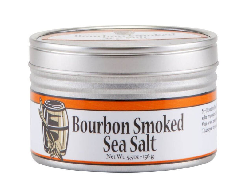 Bourbon Smoked Sea Salt | 142g