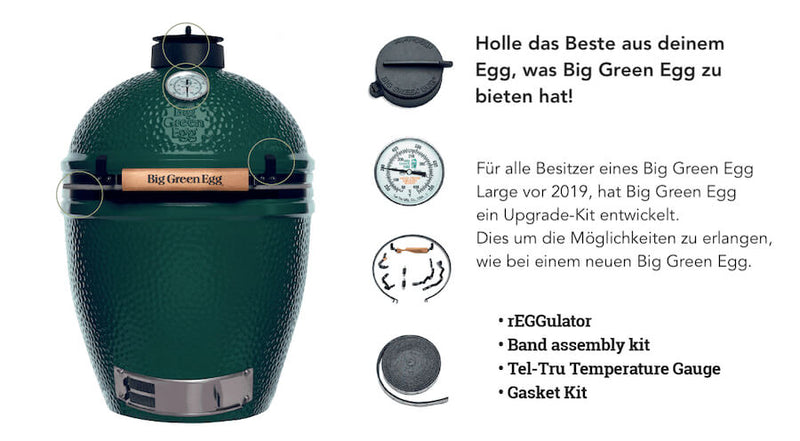Upgrate Kit für das Large Egg