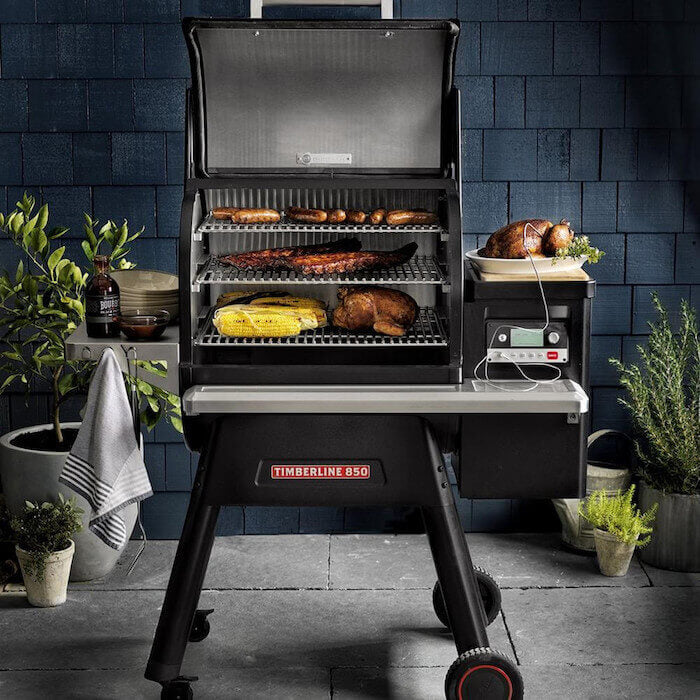 Timberline 850 Pelletgrill | 2020 Update