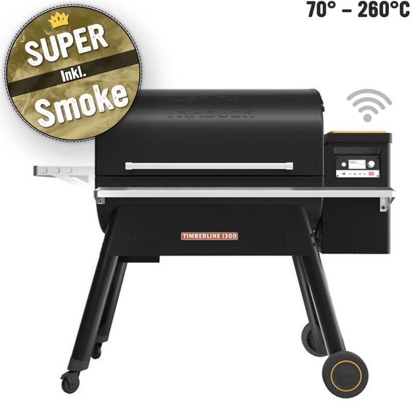 Timberline 1300 Pelletgrill | 2021 Update