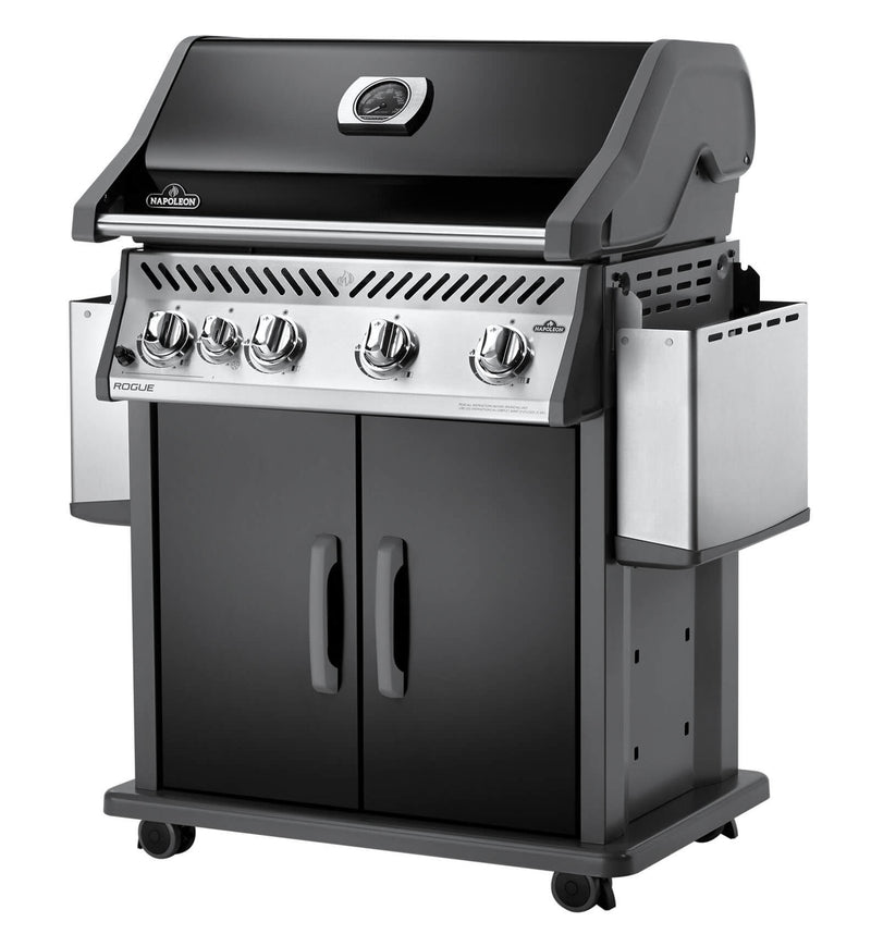 Grill Rogue 525 SB Schwarz Gasgrill | 2021 Version