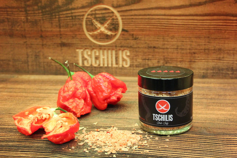 Chilisalz | Carolina Reaper 30g