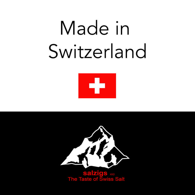 Zwiebelsprossensalz | Made in Switzerland