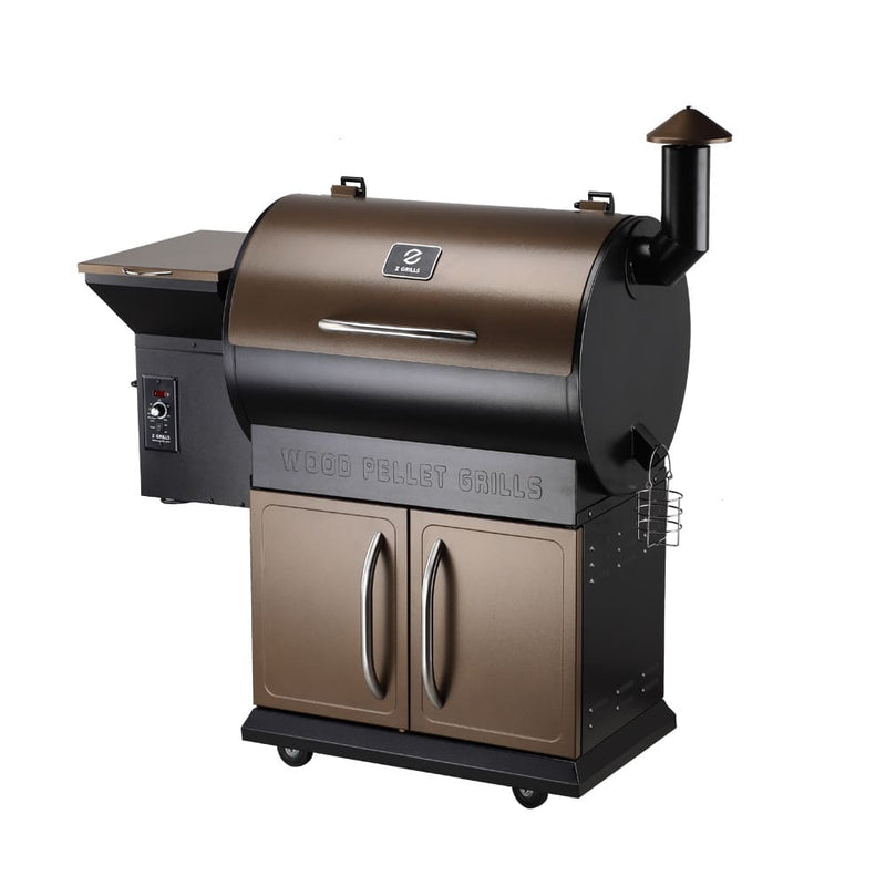 Z-DELUXE Pelletgrill