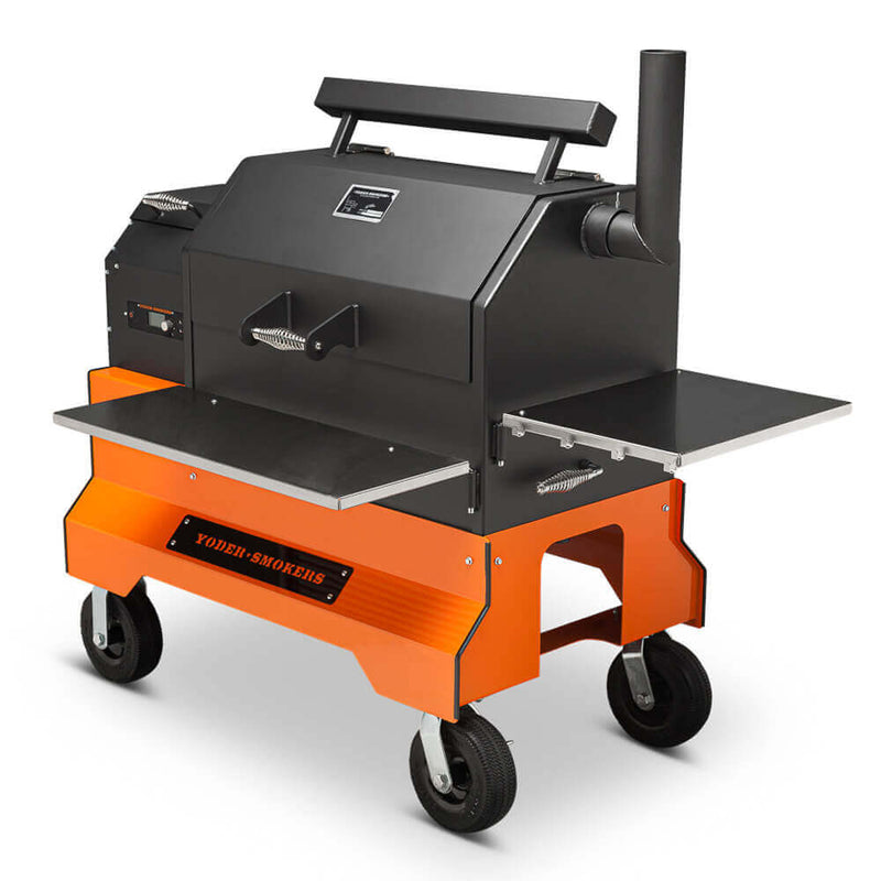 Yoder Smoker 640S im Wagen | 2020 Version
