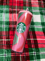 Starbucks Limited Edition 2020 Holiday Swirl Tumbler