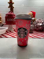 Color Changing Snowflake Limited Edition 2020 Holiday Hot Cup