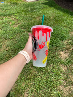 Criminal Minds Inspired Cold Cup