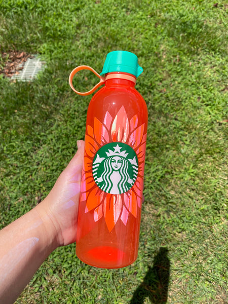 Sunflower Summer 2020 Water Bottle