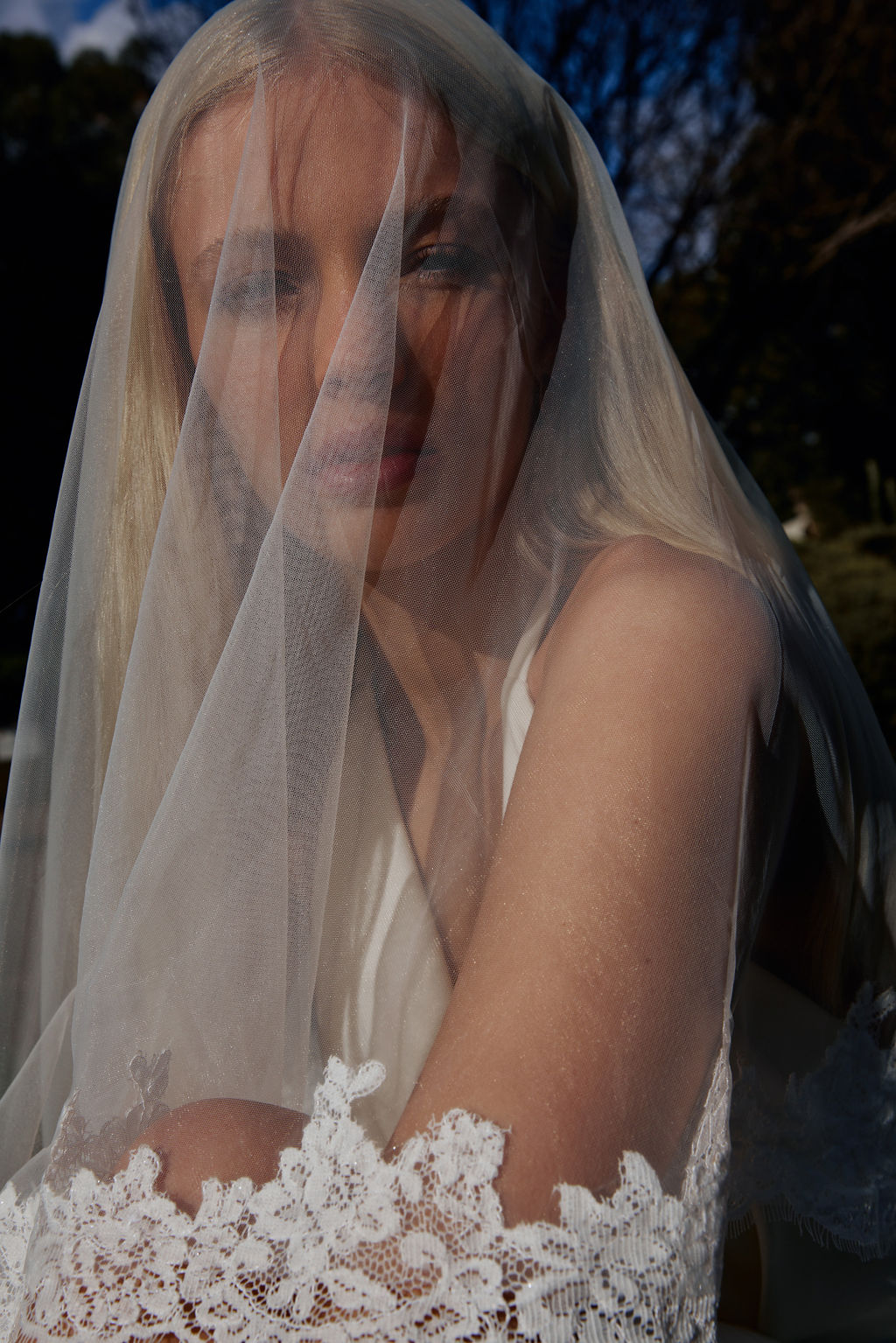 Lace-Blusher-Veil-by-Amelie-George-Bridal-Modern-Wedding-for-2021-campaign