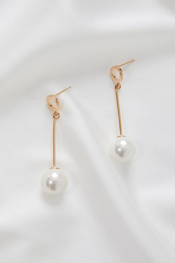Modern Wedding Jewelery Rose Gold by Amelie George Bridal