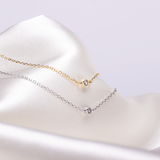 Something New Something Old Something Borrowed Something Blue by Amelie George Bridal, Gold and Silver Anklet