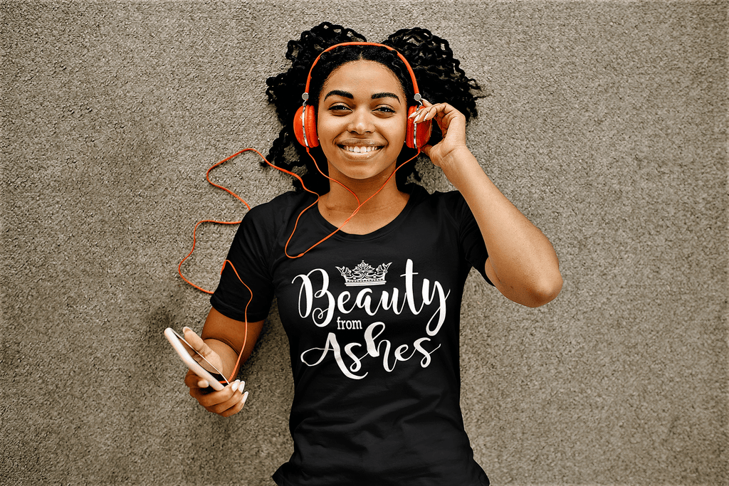 Beauty from Ashes T Shirt