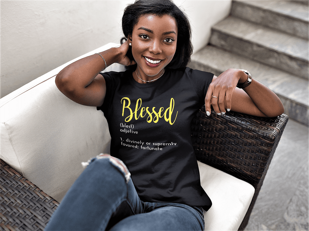 Blessed definition Shirt