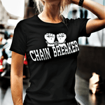Chain Breaker short sleeved Christian Shirt
