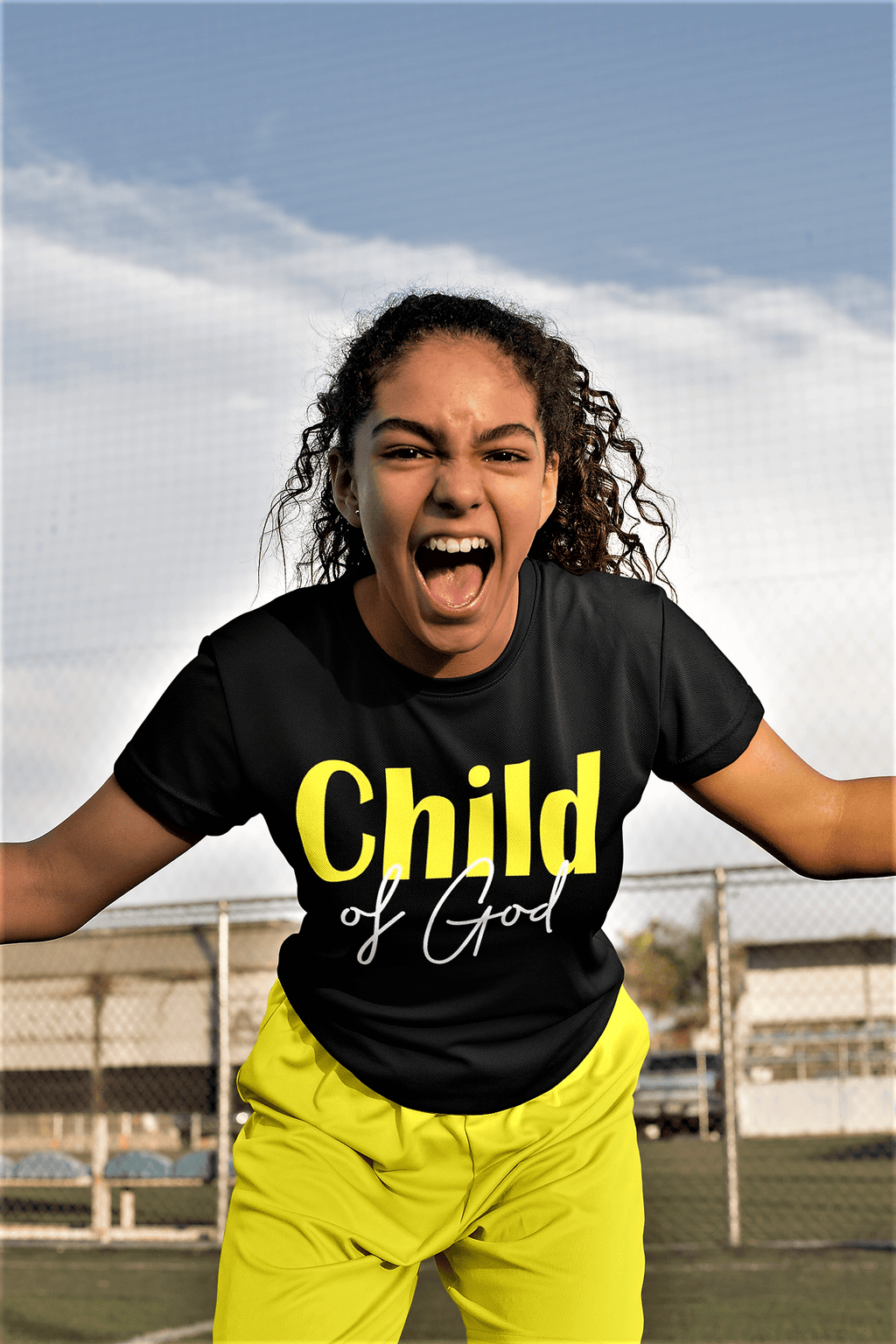Youth Child of God Shirt