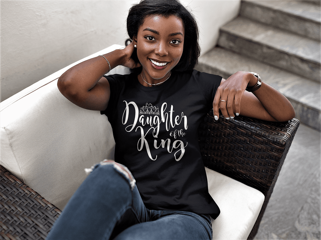Daughter of the King Christian Shirt
