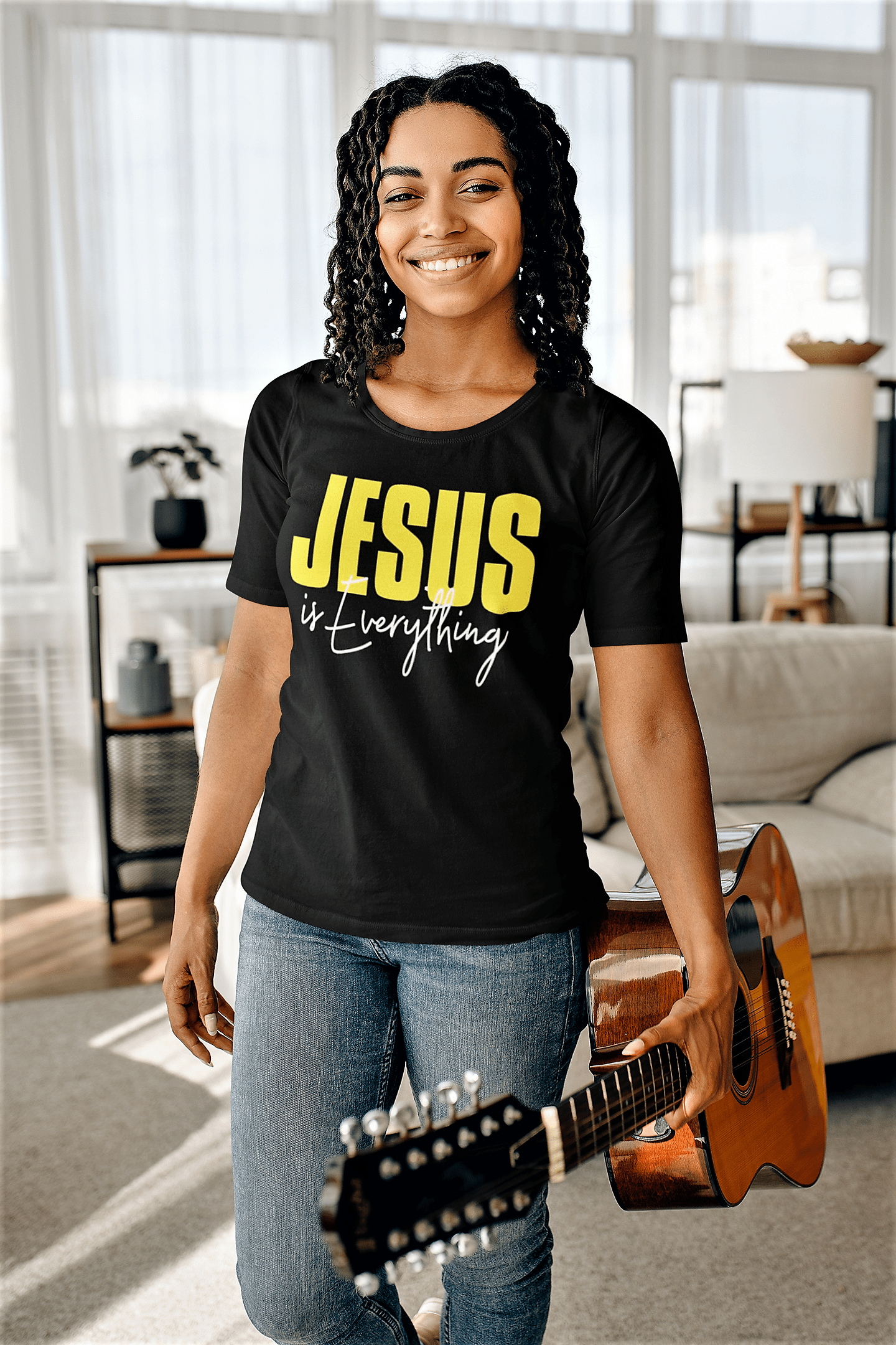 Jesus is Everything Shirt