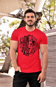 The Lion of the Tribe of Judah Unisex shirt