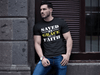 Saved by Grace through Faith Unisex Shirt