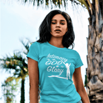 Intimacy + God = Glory short sleeved Christian Shirt