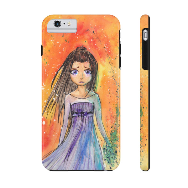 Princess Witch Case Mate Tough Phone Cases