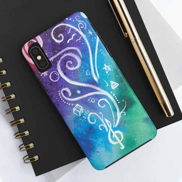 Music Creation Tough Phone Cases