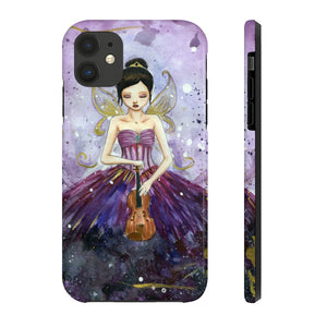 Violin Fair Queen Case Mate Tough Phone Cases