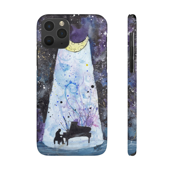 Moonlight Sonata Case Mate Slim Phone Cases