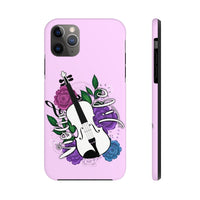 Violin Life Case Mate Tough Phone Cases