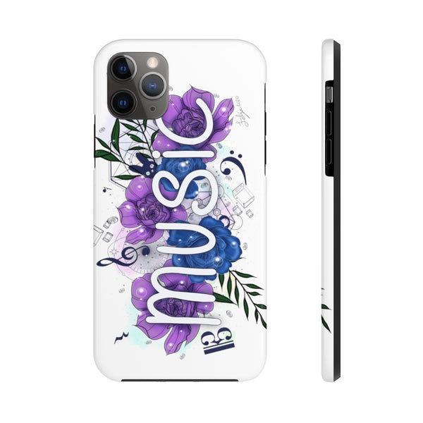 Music Case Mate Tough Phone Cases
