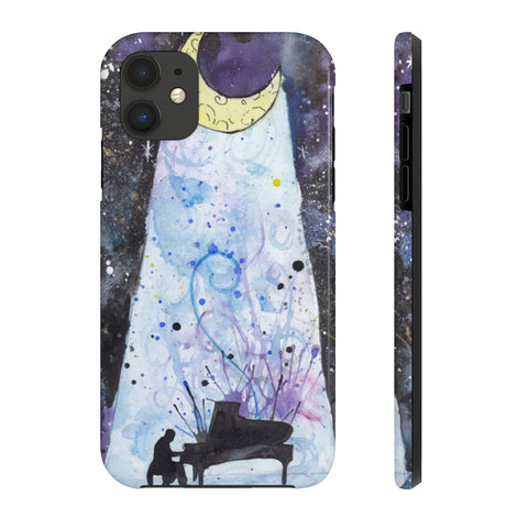 Moonlight Sonata Tough Phone Cases