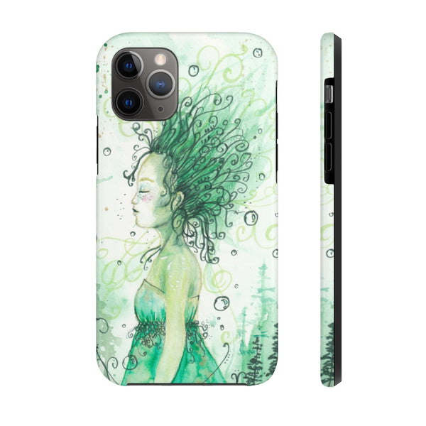 Forest Goddess Case Mate Tough Phone Cases