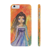 Princess Witch Case Mate Slim Phone Cases