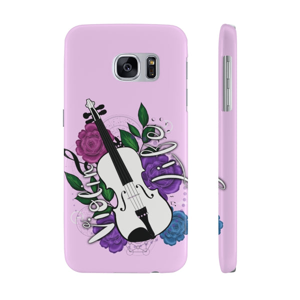 Violin Life Case Mate Slim Phone Cases
