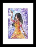 Dancer - Framed Print