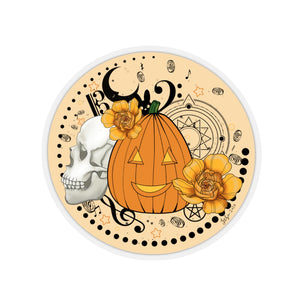 Halloween Pumpkin Sticker