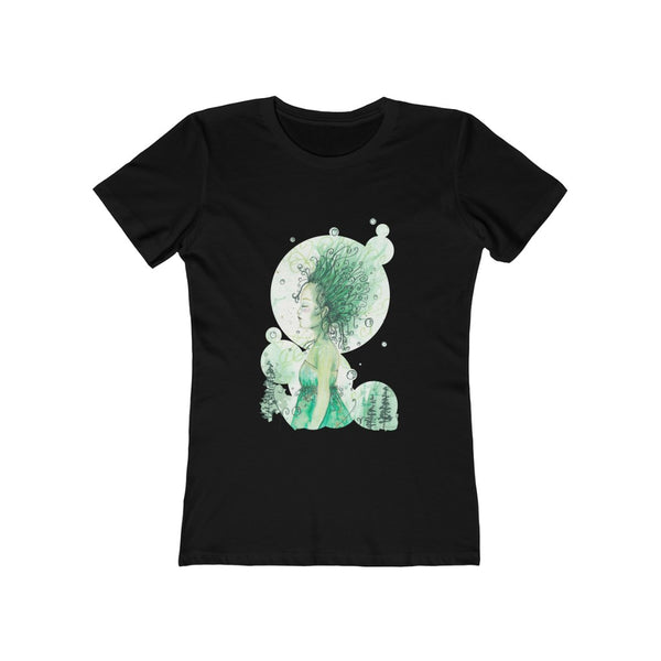 Forest Goddess The Boyfriend Tee
