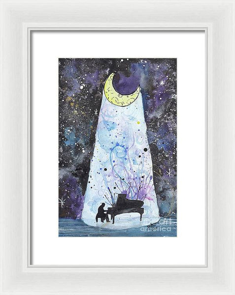 Moonlight Sonata - Framed Print
