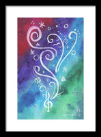 Music Creation - Framed Print