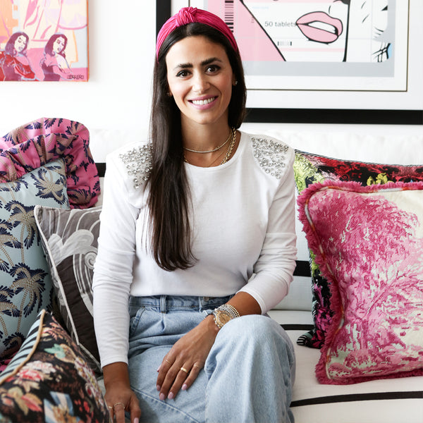 At Home with Miri Najarian Khayat