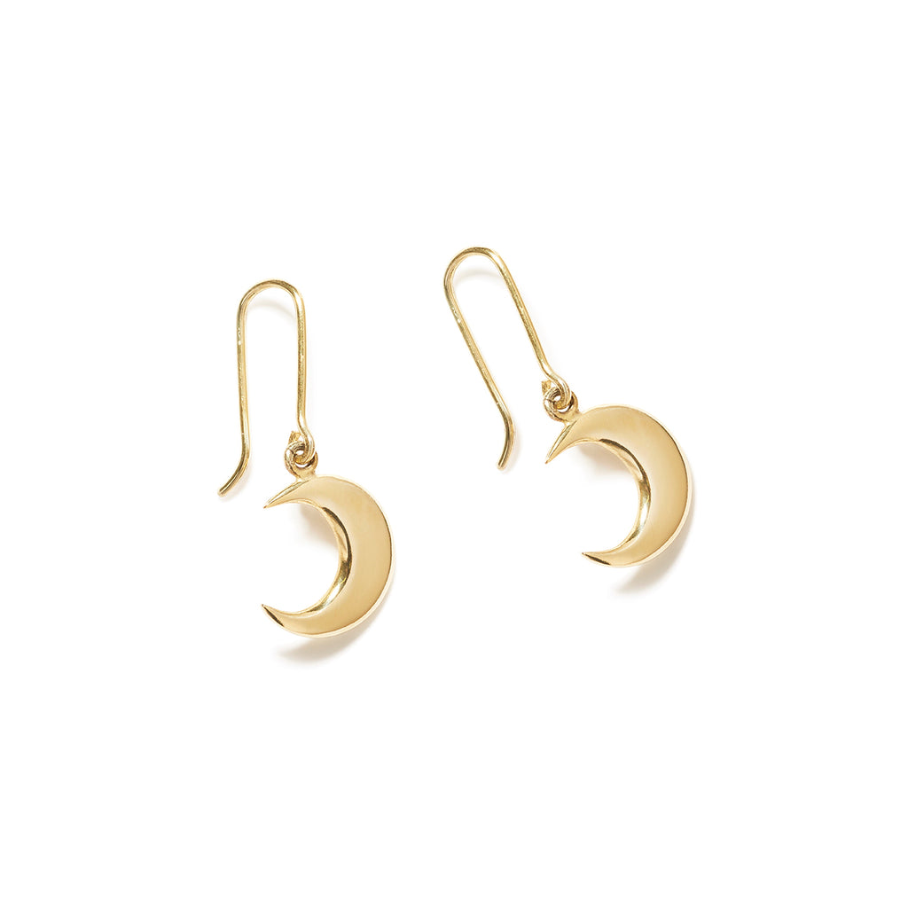 sickle earrings