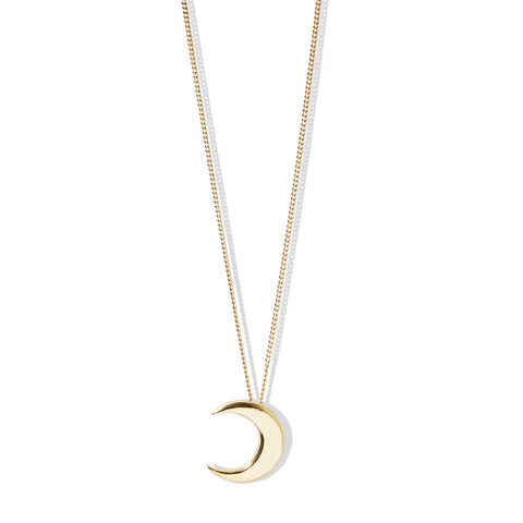 sickle necklace