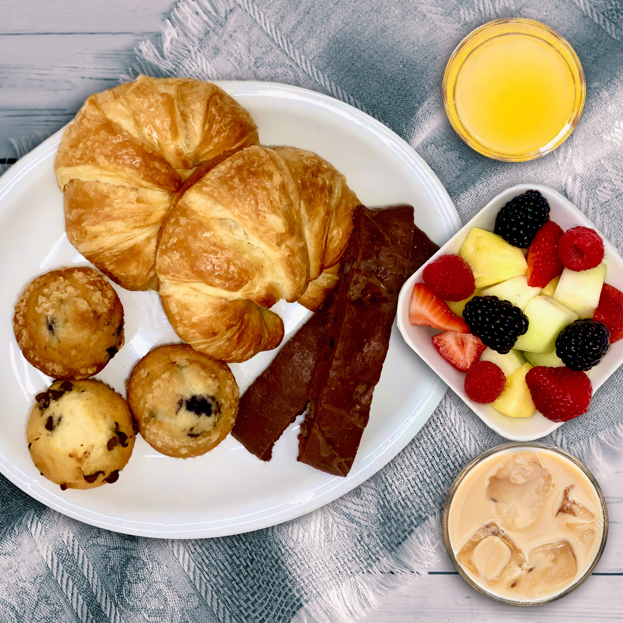 Continental Breakfast 2