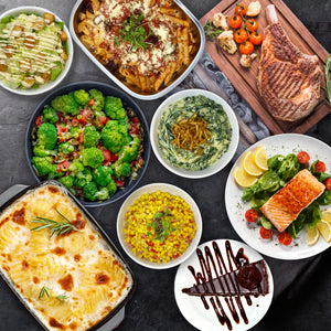 Production Catering Deluxe Dinner Package